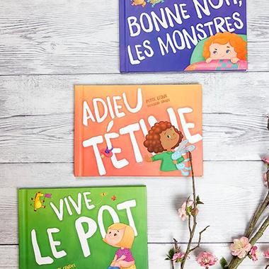 Hourra Heros Livres Personnalises Pour Enfants